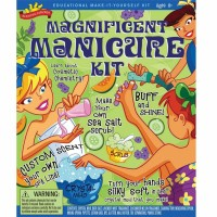 Magnificent Manicure Girls Science Kit