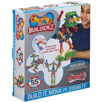 ZOOB BuilderZ 55 pc Building Kit