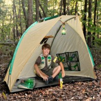 Backyard Safari Base Camp Shelter Play Tent