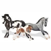 Breyer Horse Family Painting Kit