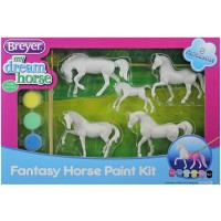 Breyer Fantasy Horse 5 Stablemates Paint Kit