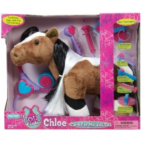 Kids Pony Vet Playset - Chloe Care for Me Set