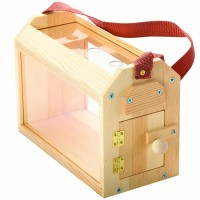 Kids Woodworking Building Set - Bug Barn