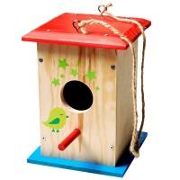 Kids Woodworking Building Set - Bird House