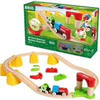 Brio My First Railway Battery Train 25 pc Toddler Set