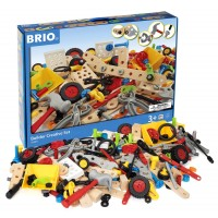 Brio Builder 270 pc Creative Construction Set