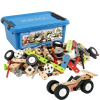 Brio Builder Deluxe 270 pc Construction Set