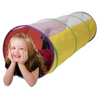 Peek a Boo 5 ft Play Tunnel