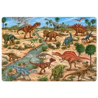 Dinosaurs 24 pc Giant Floor Puzzle