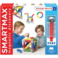 Smartmax Start + 36 pc Magnetic Building Set