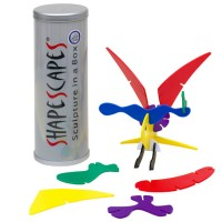 ShapeScapeS 3D Sculpture Art Building Kit for Kids