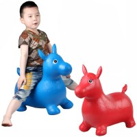 Hop Along Pony - Inflatable Hopping Horse