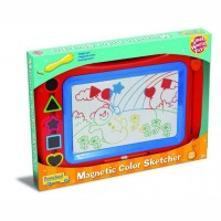 Preschool Magnetic Color Doodle Sketcher