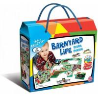 Barnyard Life 24 pc Floor Puzzle