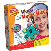 Word Magic Mixer Word Game