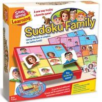 Sudoku Family Kids Logic Game