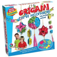 Origami Decorations Creative Kids Craft