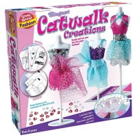 Elegant Fashion Catwalk Creations Sewing Kit