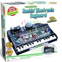 Rockin' Electronic Keyboard Circuit Science Kit