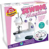 Girls Sewing Machine