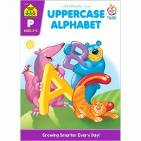 Uppercase Alphabet Workbook - 32 Pages