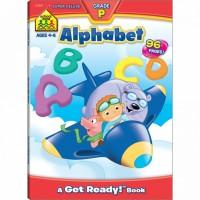 Alphabet Preschool 96 Pages Super Deluxe Workbook