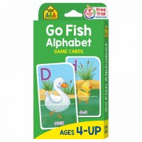 Alphabet Go Fish Card Game for Kids