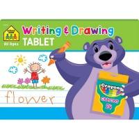 Writing & Drawing Tablet Activity Pad