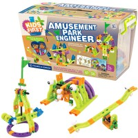 Kids First Amusement Park Engineer Building Kit
