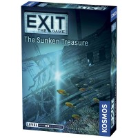 Exit: The Sunken Treasure Escape Room Home Game