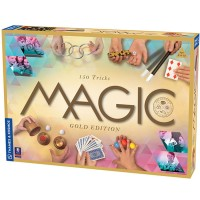 Gold Edition 150 Tricks Magic Kit