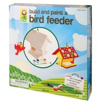 Build & Paint a Bird Feeder Craft Kit
