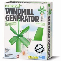 Windmill Generator Green Science Kit
