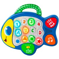 Bright Starts Learn & Giggle Fish Light & Sound Toy