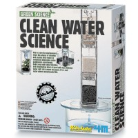 Water Cleaning Science Kit