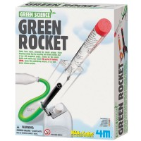 Green Rocket Recycle Science Kit