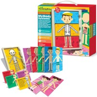My Body Systems Anatomy Preschool Kit