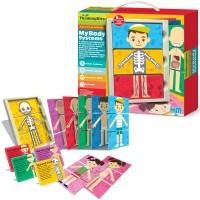 My Body Systems Anatomy Preschool Kit