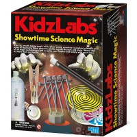 KidzLabs Showtime Science Magic Combo Science Kit