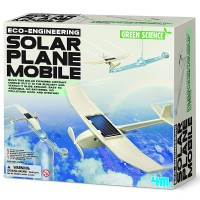 Solar Plane Mobile Green Science Kit