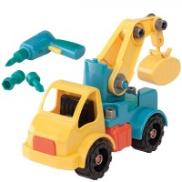 Take Apart Crane Truck Construction Kit
