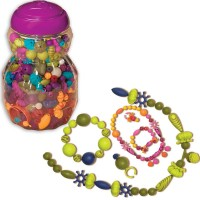B. Pop Arty Snap Jewelry Craft Jar