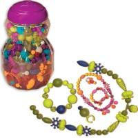 B. Pop Arty Snap Jewelry Craft Jar