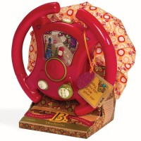 YouTurns Light & Sound Toy Steering Wheel