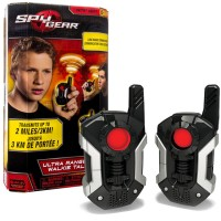 Spy Gear Ultra Range Walkie Talkie 2 pc Set