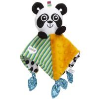 Lamaze Panda Blankie Baby Soft Toy