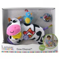 Lamaze Cow Chorus Baby Musical Toy