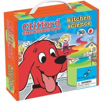 Kitchen Science Clifford the Big Red Dog Preschool Science Kit