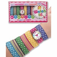 Watch It! Girls Watches Craft Kit