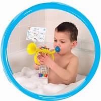 Water Trumpet Bathtub Toy